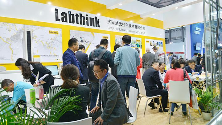 Labthink Exhibited at Chinaplas 2016